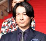 映画『記憶にございません!』完成披露舞台あいさつに出席したディーン・フジオカ (C)ORICON NewS inc.