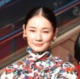 映画『記憶にございません!』完成披露舞台あいさつに出席した吉田羊 (C)ORICON NewS inc.