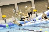 BOYS AND MENらフォーチュンエンターテイメント所属のイケメンたちが水泳大会でガチ勝負