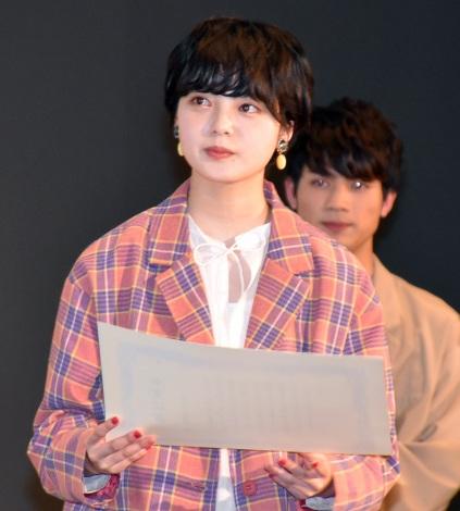 『響 -HIBIKI-』のBlu-ray&DVD発売記念トークショーに参加した平手友梨奈 (C)ORICON NewS inc.