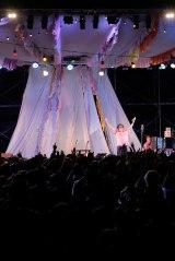 ホッカイカンタビレ(奥田民生ほか)(C)RISING SUN ROCK FESTIVAL 撮影:原田直樹
