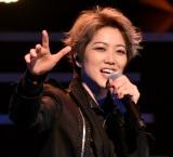 """ワンマンライブ『One-manLIVE773""""GALAXY""""』を開催した七海ひろき (C)ORICON NewS inc."""