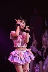 「わるきー」を披露する大盛真歩=『AKB48全国ツアー2019〜楽しいばかりがAKB!〜』の神奈川・昼公演(チームB)より(C)AKS