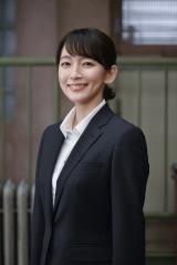 刑事・彩雲真空役の吉岡里帆(C)テレビ朝日