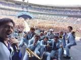 東京スカパラダイスオーケストラが『サマソニ』ステージで桜井和寿(前列中央)と新曲初披露