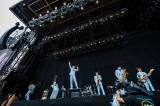 『SUMMER SONIC 2019』2日目のMARINE STAGEトップバッターを務めた東京スカパラダイスオーケストラ Photo by 勝永裕介
