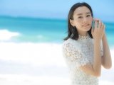 『ゼクシィ海外ウエディング』の表紙に登場する桐谷美玲