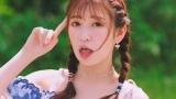 吉田朱里=AKB48 56thシングル「サステナブル」MVより(C)AKS/キングレコード