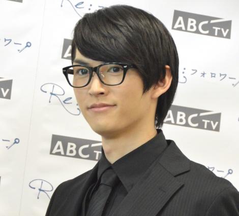 連続ドラマ『Re:フォロワー』制作発表記者会見に登壇した和田雅成 (C)ORICON NewS inc.