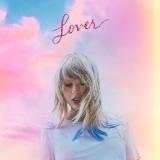 テイラー・スウィフトのニューアルバム『ラヴァー/Lover』(8月23日発売)ジャケット写真