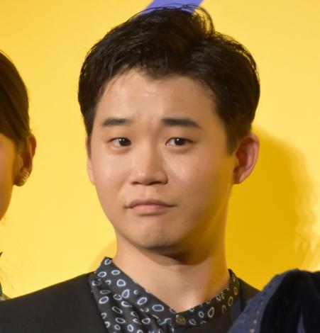映画『アイネクライネナハトムジーク』完成披露上映会に出席した矢本悠馬 (C)ORICON NewS inc.