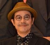 映画『見えない目撃者』完成披露試写に出席した田口トモロヲ (C)ORICON NewS inc.
