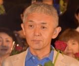 映画『宮本から君へ』完成披露舞台あいさつに登場した新井英樹 (C)ORICON NewS inc.