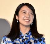 映画『スタートアップ・ガールズ』の完成披露上映会に登壇した上白石萌音 (C)ORICON NewS inc.