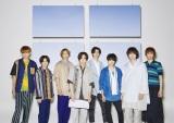 24日深夜放送TBS系『COUNT DOWN TV』で新曲を披露するHey! Say! JUMP