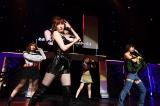 クールなパフォーマンスでもファンを魅了するQueentet(C)NMB48