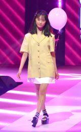 『第23回Seventeen夏の学園祭2019』に出演した大友花恋 (C)ORICON NewS inc.
