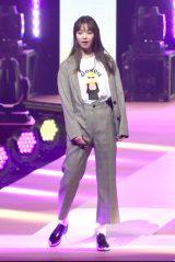 『第23回Seventeen夏の学園祭2019』に出演した横田真悠 (C)ORICON NewS inc.