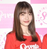 『ミスセブンティーン2019』に選ばれた雑賀サクラ (C)ORICON NewS inc.