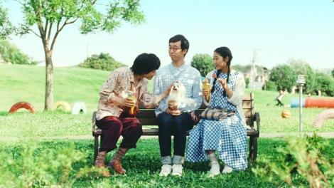 電子マネー「QUICPay」の新CMに出演する中村倫也