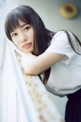 『FLASHスペシャル2019盛夏号』に登場する日向坂46・河田陽菜(C)前康輔 光文社