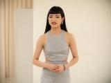 『ミス・ユニバース』日本代表に決定した加茂あこさんのリハーサルの様子(C)Miss Universe Japan