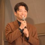 客席からサプライズで登場した星野源=映画『引っ越し大名!』公開直前イベント (C)ORICON NewS inc.