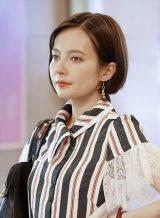 NHK総合・ドラマ10『これは経費で落ちません!』第6話から登場する有本マリナ(ベッキー)(C)NHK