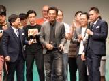 爆笑問題とぜんじろうの舞台共演が実現=お笑いライブ『タイタンライブ』8月公演 (C)ORICON NewS inc.