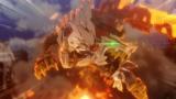 『ゾイドワイルド ZERO』の場面カット (C)TOMY/ZW製作委員会・テレビ東京