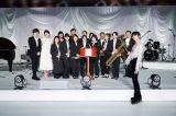 松任谷由実らとのアイスショーを成功させた羽生結弦(右) (C)日本テレビ