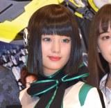 『仮面ライダーゼロワン』プレミアムバトンタッチイベントに参加した鶴嶋乃愛 (C)ORICON NewS inc.