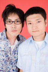 ザブングル(左から)松尾陽介、加藤歩