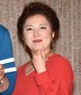 『Paravi配信&DVD-BOX発売記念「スクール☆ウォーズ同窓会2019」』の記者会見に出席した麻倉未稀 (C)ORICON NewS inc.