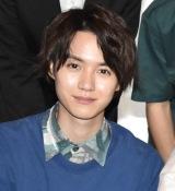 YouTube連続ドラマ『主人公』完成披露試写会に登壇した小越勇輝 (C)ORICON NewS inc.