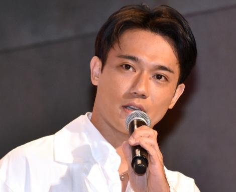 舞台『勇者のために鐘は鳴る』製作発表会見に出席した劇団EXILE・小澤雄太 (C)ORICON NewS inc.