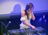 DJプレイも披露=『ニコル CONCERT 2019〜Summer Wave Encore〜』より (C)oricon ME inc.