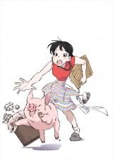 連続テレビ小説『なつぞら』第22週「なつよ、優しいわが子よ」(C)ササユリ・NHK