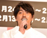 舞台『勇者のために鐘は鳴る』製作発表会見に出席した劇団EXILE・青柳翔 (C)ORICON NewS inc.