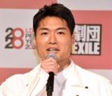 舞台『勇者のために鐘は鳴る』製作発表会見に出席した劇団EXILE・八木将康 (C)ORICON NewS inc.