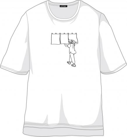 渡邊圭祐トレーディングカード付きTシャツ