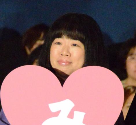 映画『劇場版おっさんずラブ 〜LOVE or DEAD〜』初日舞台あいさつに登壇した伊藤修子 (C)ORICON NewS inc.