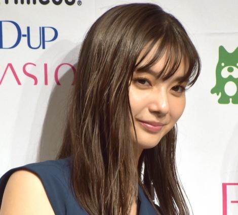 サムネイル 新婚生活は「普通です」と語った新川優愛 (C)ORICON NewS inc.