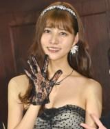 台湾拠点のAKB48 Team TP卒業を発表した阿部マリア (C)ORICON NewS inc.