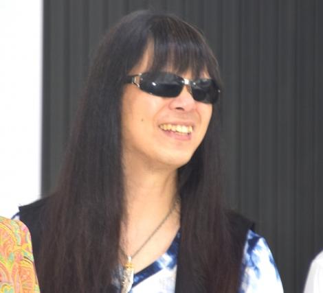"""Tokyo Tokyo FESTIVALのPRイベント『No Border""""ART×SPORTS""""芸術とスポーツの融合』に出席した田川ヒロアキ (C)ORICON NewS inc."""