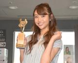 スペインの『マドリード国際映画祭』で最優秀外国映画主演女優賞を受賞した山谷花純 (C)ORICON NewS inc.