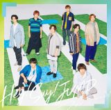 Hey! Say! JUMPの最新シングル「ファンファーレ!」が合算シングルで1位