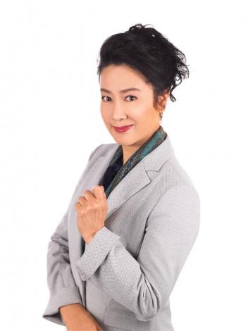 10月期の金曜8時のドラマ枠は『特命刑事カクホの女2』名取裕子が出演(C)テレビ東京