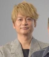 日本テレビ『スッキリ』に生出演した香取慎吾 (C)ORICON NewS inc.