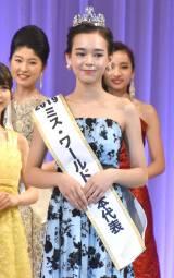 『ミス・ワールド2019日本大会』日本代表に選ばれた世良マリカさん (C)ORICON NewS inc.